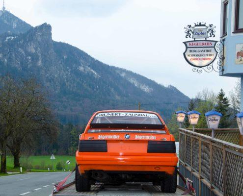 Salzburgring nur 3 km entfernt