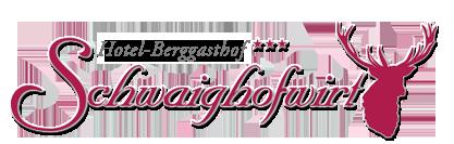 Hotel-Berggasthof Schwaighofwirt